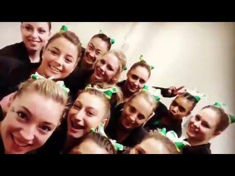 UAA Gymnastics 2016 debut