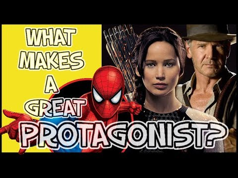 What Makes a Great Main Protagonist? | How to Develop the Main Character