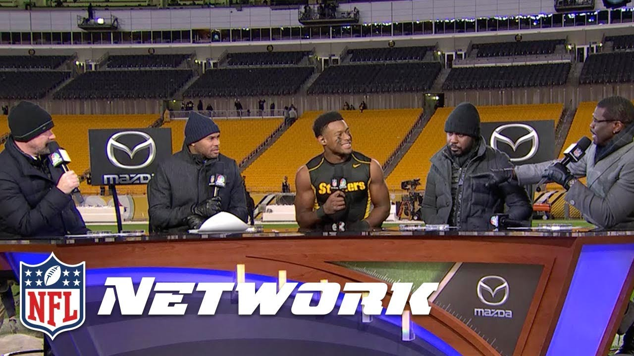 juju-smith-schuster-on-antonio-brown-this-guy-is-the-goat-nfl-network
