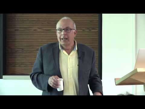 Dr. Vincent Mosco - To The Cloud Big Data In A Turbulent World