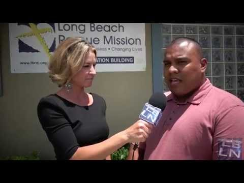 Backpack Drive Long Beach Rescue Mission