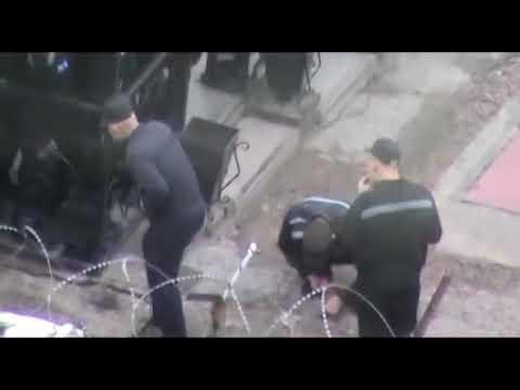Истязание и превращение в рабов в ФКУ ИК-22 УФСИН по Кемеровской области