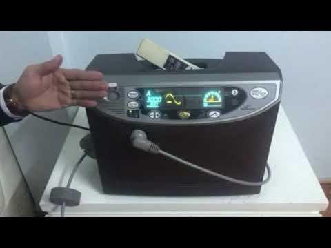 HDSD Máy Trị liệu bằng Điện Trường Cao Áp Movas Nhật Bản