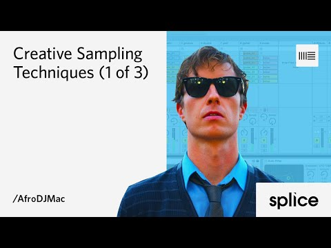Creative Sampling Techniques in Ableton Live