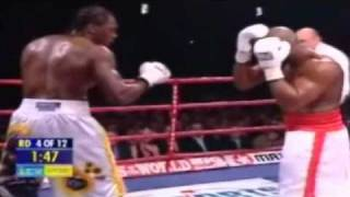 Audley Harrison vs Danny Williams (Part 2)