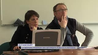 Guyancourt : la gestion d'énergie des bâtiments publics à distance