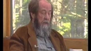 из документального фильма Александр Солженицын