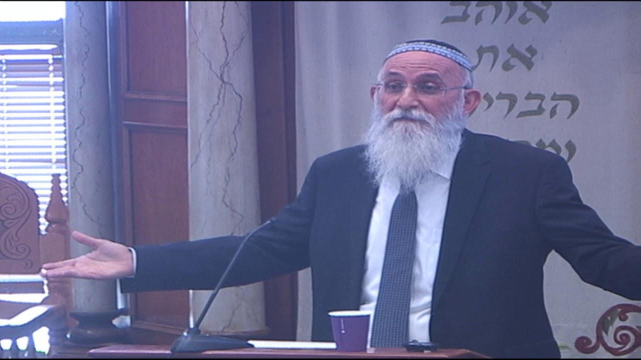 הרב מרדכי אליהו והבבא סאלי - אמונת חכמים