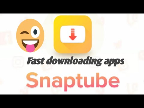 SnapTube Fast Downloading Apps And HD quality video