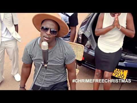 G'natious (zimbabwe) - I'm praying @ Crime Free Christmas Project 2016
