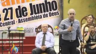 PR. CLAUDIO DUARTE - SEMINÁRIO PARA FAMÍLIA EM IMPERATRIZ - MA, 26 E 27 DE JULHO DE 2014