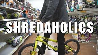EP. 9 $80 Walmart bmx bike backflip! Bike destroyed!