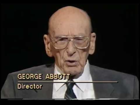 Spotlight - George Abbott, Part 1