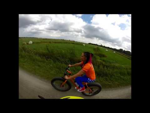 Fatbike Tour Aliona Hilt Bremen