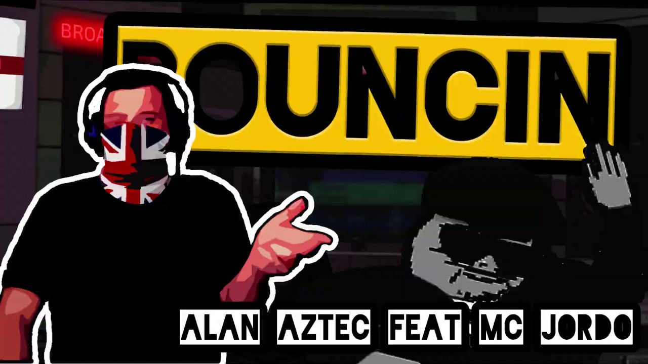 Alan Aztec - Bouncin (feat. MC Jordo)
