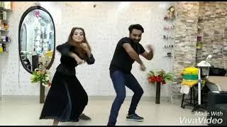 laila-o-laila-ali-zafar-ft-urooj-fatima-maria-choreography-by-naveel-khan-dance-choreographer