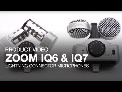 iQ6 XY Stereo Microphone for iOS | Zoom