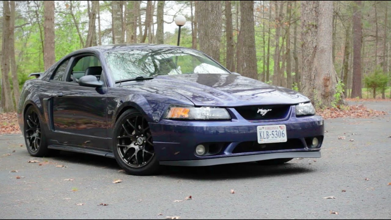 2003 Vortech Supercharged Mustang Review Youtube