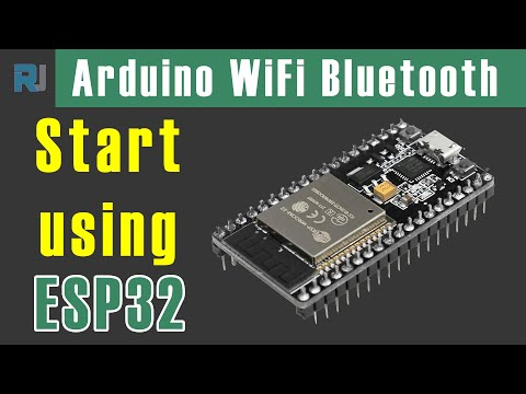 How To Use ESP32 With Arduino IDE Full Details With Examples And Code