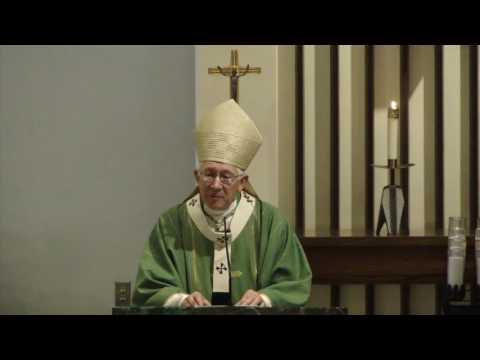 Archbishop Blair On June 5