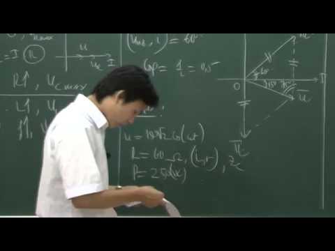 Hướng dẫn giải đề thi đại học môn Vật lí khối A 2012   phần 8   YouTube