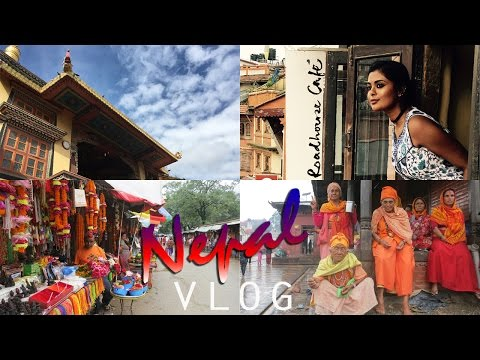 Things To Do In NEPAL: Kathmandu Travel Vlog | Travel Guide