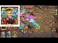 Ma HOTMA Double Evolved Game Play POWERFUL Hero Castle Clash