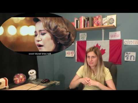 Syamel & Ernie Zakri- Aku Cinta MV Reaction