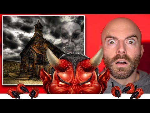 The CREEPIEST CURSED Towns That will Scare You...