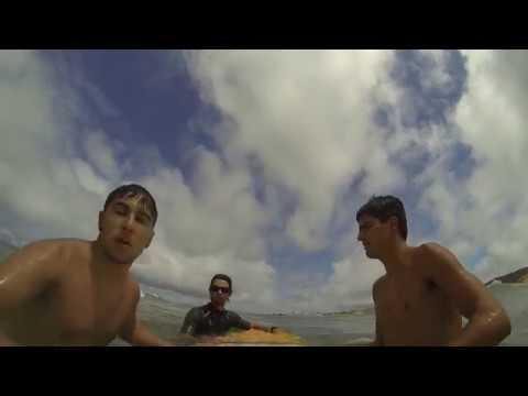 GoPro: rescate en playa de Punta Colorada - 2017