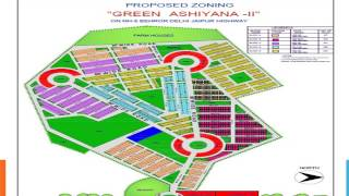 Green Ashiyana  Phase II, Neemrana -Behror- 9311115119