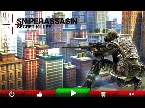 Sniper Assassin 3D- Secret Killer-Top Sniper Games (Android Game)