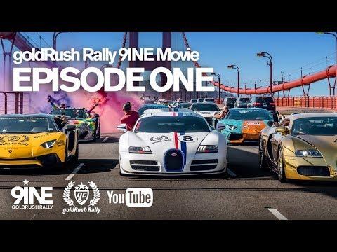 GoldRush Rally 9iNE Ll Episode 1