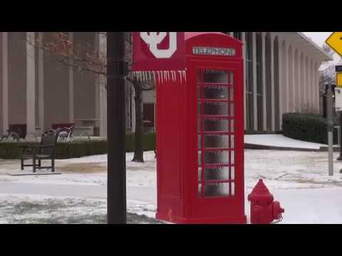 02/21/2018 Norman, OK Ice Storm