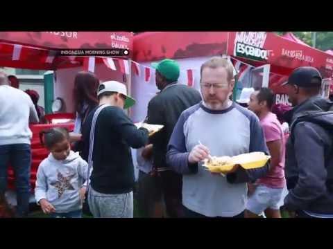 Festival Budaya Indonesia di London Ramai Pengunjung