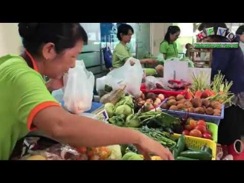 Phiên chợ quê độc nhất Sài Gòn - Khám phá vùng quê