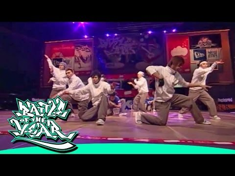BOTY 2006 - HRC (TAIWAN) - SHOWCASE [OFFICIAL HD VERSION BOTY TV]