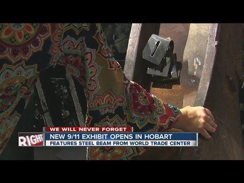New 9/11 Exhibit Opens In Hobart