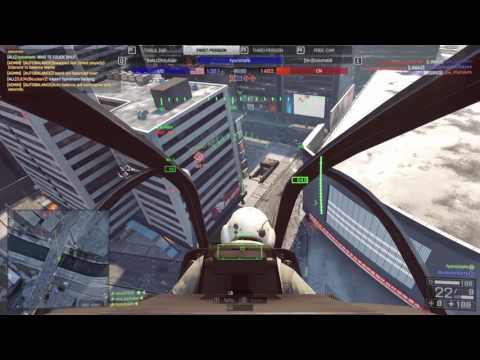 BF4 hacker showing off in a heli