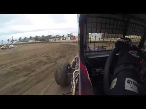 Ventura Raceway Dwarf Car Heat 6-11-16
