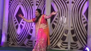 Solo Dance - Sister in law's wedding Sangeet