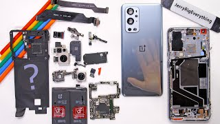 What if your phone arrived like this?! - OnePlus 9 Pro Teardown!