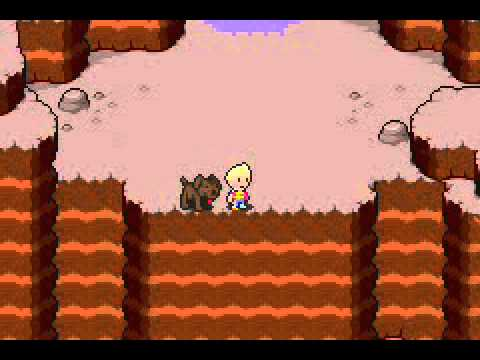 MOTHER 3 Unused Rooms
