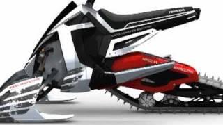 Honda Concept Snowmobile