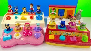 Mickey Mouse Clubhouse Paw Patrol Pop Up Toys