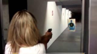 hot russian girl shooting h p2000sk 40 s