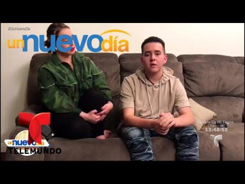 ¡El hijo de Jenni Rivera confesó que es homosexual! | Un Nuevo Día | Telemundo