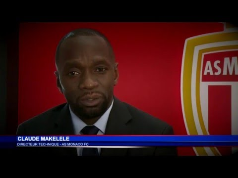 Claude Makelele rejoint l'AS Monaco