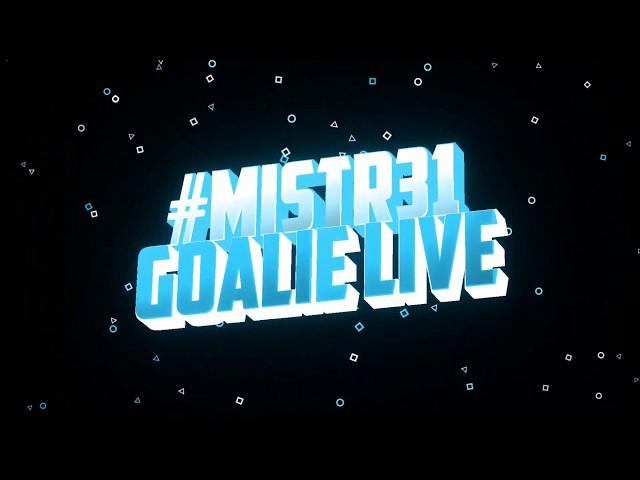 #MiStr31 - Goalie live #30 - Poslední trénink před začátkem sezóny