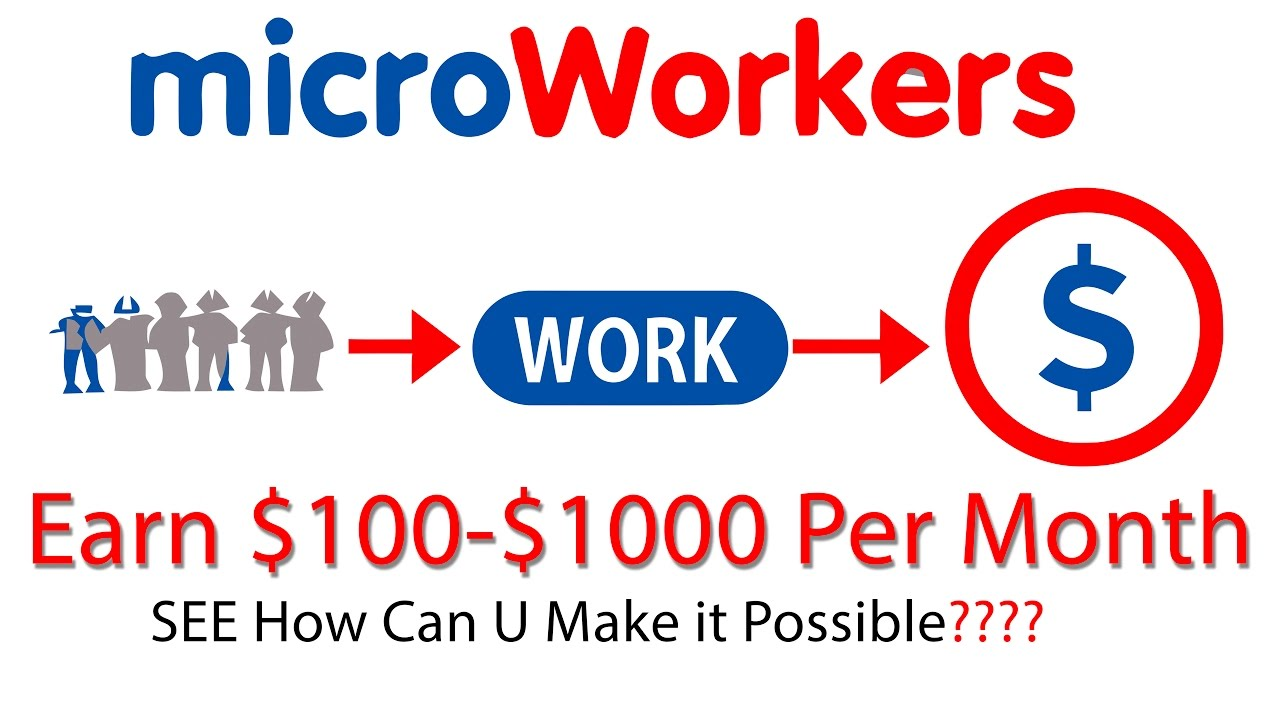 Image result for Microworkers